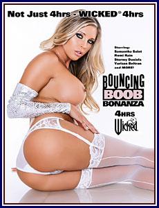 Bouncing Boob Bonanza Porn DVD