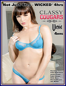 Classy Cougars Porn DVD