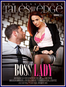 Boss Lady Porn DVD
