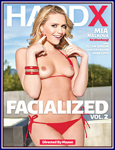 Facialized 2 Porn DVD