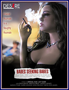 Babes Seeking Babes Porn DVD