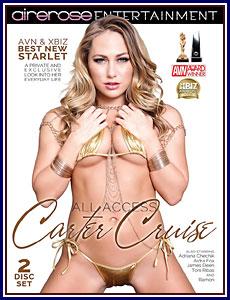 All Access Carter Cruise Porn DVD