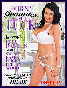 Devil's Films – Horny Grannies Love To Fuck 8