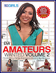Amateurs Wanted 2 Box Cover Art.