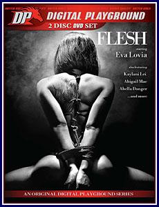 Flesh Porn DVD