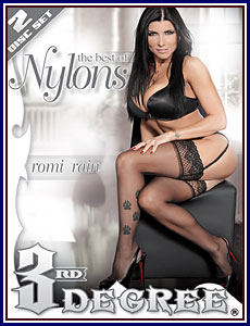 The Best of Nylons Porn DVD