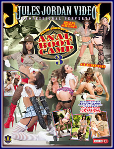 Anal Boot Camp 3 Porn DVD