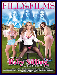 Tanya Tate's Baby Sitting Academy Porn DVD