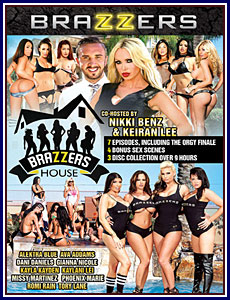 Brazzers House Porn DVD