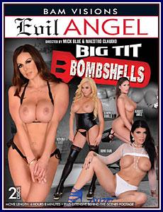 Big Tit Bombshells Porn DVD
