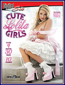 Cute Lolita Girls Porn DVD