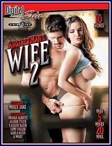 Another Man's Wife 2 Porn DVD