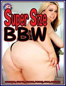 Super size bbw porn
