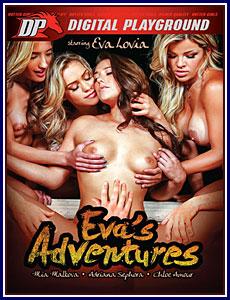 Eva's Adventures Porn DVD