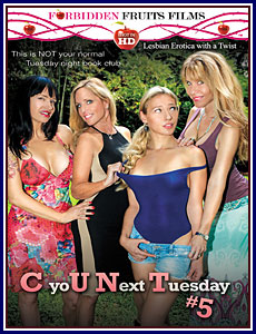 C You Next Tuesday 5 Porn DVD