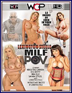 Lexington Steele MILF POV Porn DVD