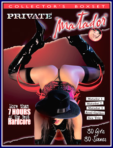 Private Matador 5 Pack Porn DVD