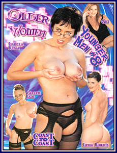 Older Women Younger Men 8 Porn DVD