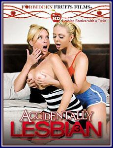 Accidentally  Lesbian 3 Porn DVD