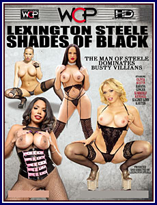 Lexington Steele Shades of Black Porn DVD