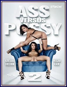 Ass Versus Pussy 2 Porn DVD