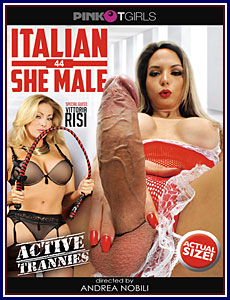 Italian Shemale Dvd 78