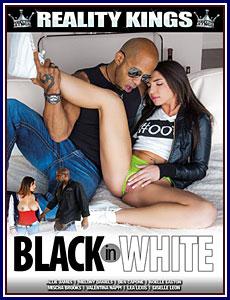 Black In White Porn DVD