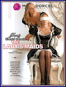 The Lady's Maids Porn DVD