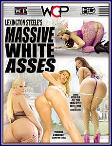 Massive White Asses Porn DVD
