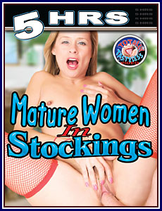 Mature Women In Stockings 5 Hrs Porn DVD
