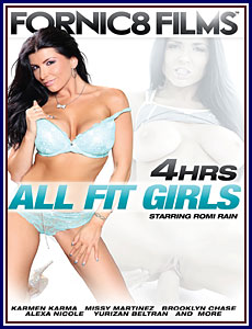 All Fit Girls Porn DVD