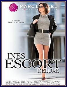 Ines Escort Deluxe Porn DVD