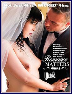 Romance Matters Porn DVD