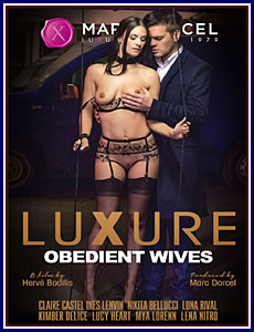 Luxure Obedient Wives Porn DVD