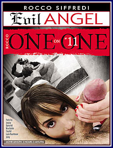 Rocco One On One 11 Porn DVD
