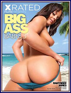 Big Ass Babes 3 Porn DVD