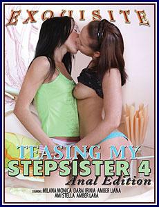 Teasing My Stepsister 4 Porn DVD