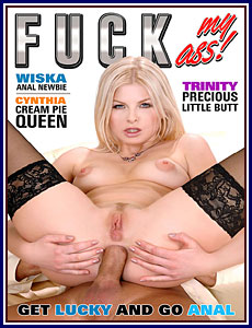 Get Lucky And Go Anal Porn DVD
