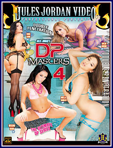 DP Masters 4 Porn DVD