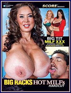 Big Racks Hot MILFs Hardcut Porn DVD