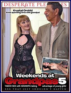 Weekends At Grandpas 5 Porn DVD