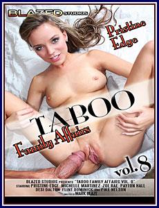 Taboo Family Affairs 8 Porn DVD