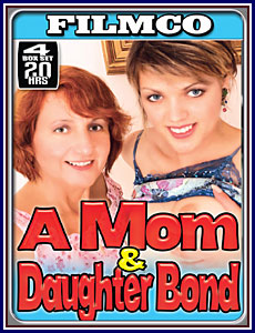 A Mom and Daughter Bond 20 Hrs 4-Pack Porn DVD