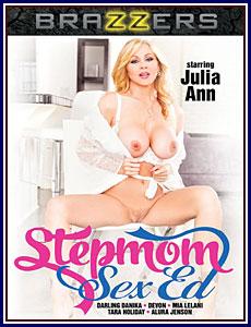 Stepmom Sex Ed Porn DVD