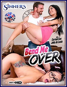 Bend Me Over Porn DVD