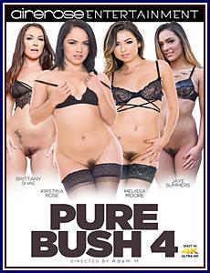 Pure Bush 4 Porn DVD