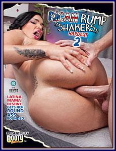 Rican Rump Shakers Hardcut 2 Porn DVD