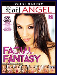 Facial Fantasy Porn DVD