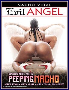 Peeping Nacho Porn DVD