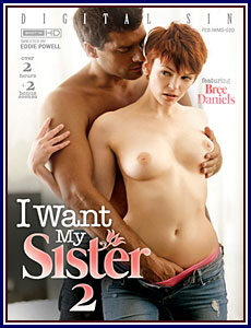 I Want My Sister 2 Porn DVD